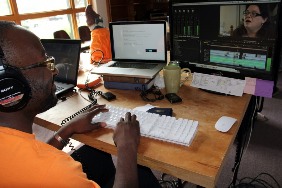 Mayowa editing for 24 Hour Web Project